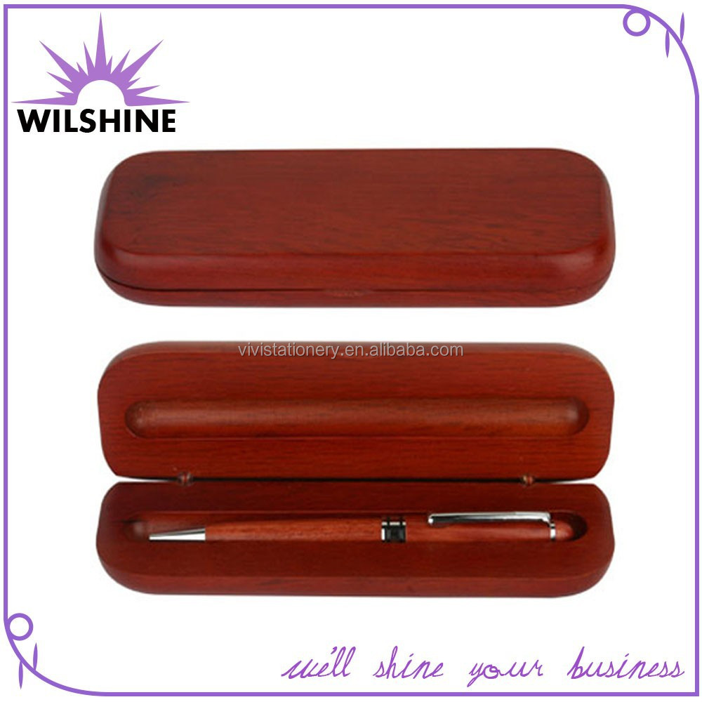 Fashion Wood Pen Kit with Wood Pen Box