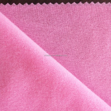 China Newest hot selling polyester Loop Velvet tricot fabric free sample