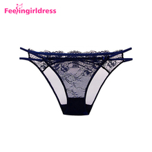Factory Price Adult Women Hot Transparent Lace Sex Underwear For Women