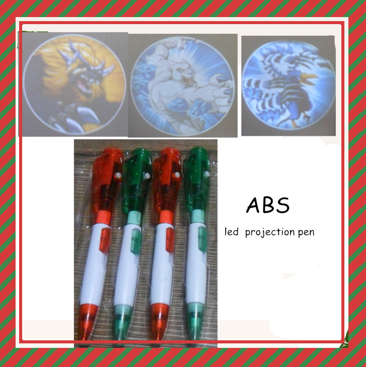 Specializing in the production of LED projection pen plastic projection pen, gift pen, promotional gift pen LED ball pen