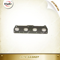 < OEM Quality> AITE Gasket Fits: N14B16A/N14B16C engine 1.6L mini coopers exhaust gasket