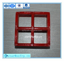 FRP grating cover/Fiberglass grille cover/GRP radiator grille