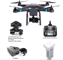 walkera 2.4G rc fpv professional drone
