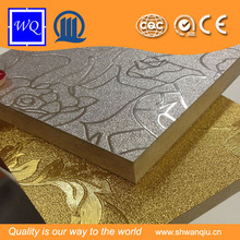 Aluminum Wood Composite Board/Panel/MDF with Water-based Paint for Decoration