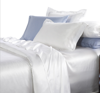 High Quality with Top Designs 100% Charmeuse Silk Pillowcase 16mm/19mm/22mm