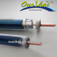 Ousikai 58mm Heat pipe vacuum tubes, solar collector tubes for solar system
