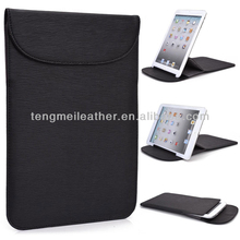 Black Stand PU Leather Slim Travel Sleeve Case For New iPad 2 3 4,Camouflage Case For iPad 3