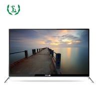 High quality cheap made in china led tv 32 to 55 inch lcd tv set 2K 4K 3D flat panel wifi television