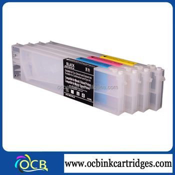 Ocbestjet Hight quality 440ml refillable ink Cartridge for Roland xc-540