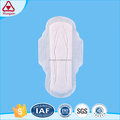 Free sample disposable sanitary pad women menstrual cotton pad sanitary napkin towel