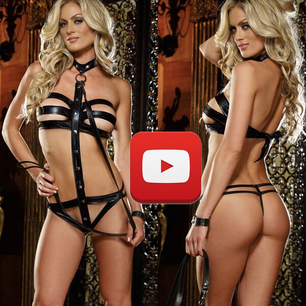 Lady Sexy Lingerie Photo & Video Show