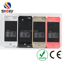 3 in 1 battery charger for phone case,battery charger phone case for iPhone5/5s/5c