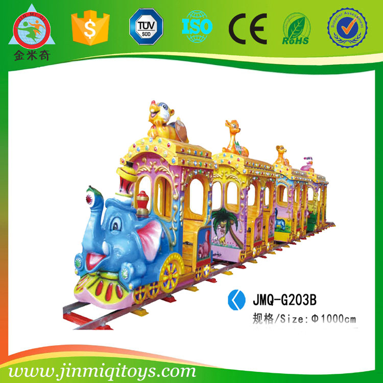 Amusement Kids Train mini Thomas Trackless Train for sale
