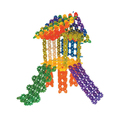 Small Boys Girls Preschool Puzzle Blocks Games Creative Building Blocks Sets