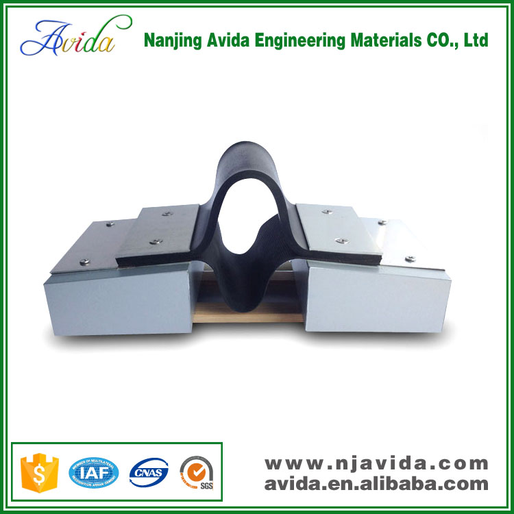 Easy to Install Flexible Neoprene Rubber Roof Expansion Joint