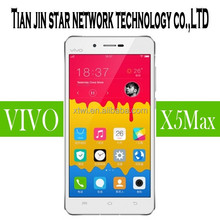 4G TD-LTE/WCDMA/GSM Octa core processor 5.5 inch screen Vivo X5Max mobile phone