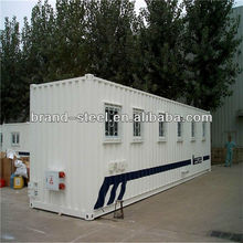 good container China house price used as site office and accomodation