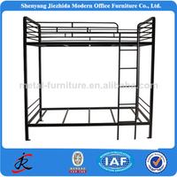 furniture adult heavy duty metal steel wood wooddouble size bunk bed