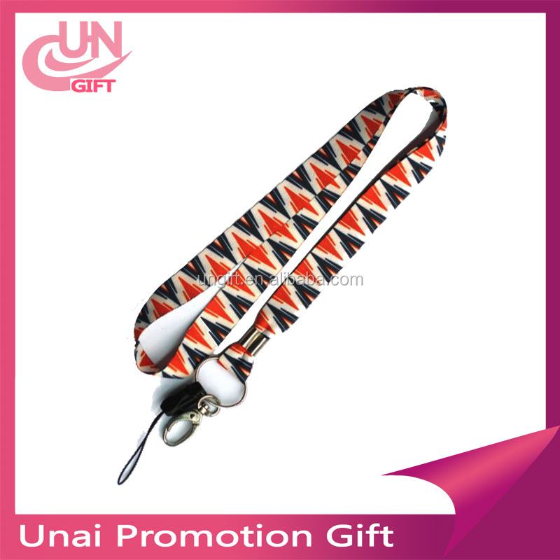 Stock Sublimation Lanyard Order With Your Own Design Without Extra Fee From Chinese Factory, Delivery Lanyards 0rder In 5 Days