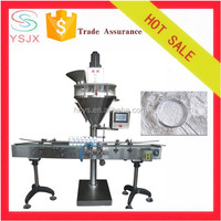Automatic powder packing machine for milk powder/flour/chili powder