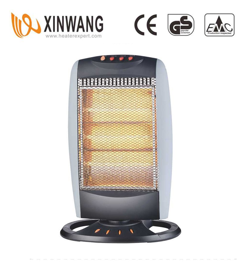 Halogen Heater NSB-120E 400W 800W 1200W new!!!