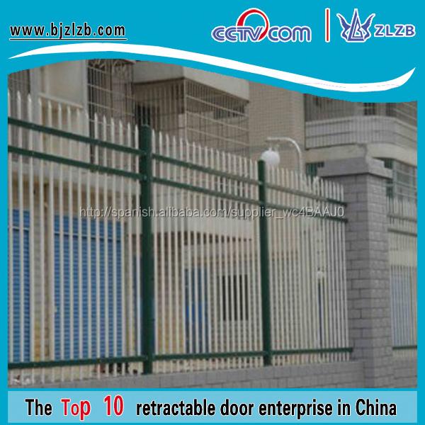 Modelos de puerta de hierro forjado y la cerca vallas de - Puertas de hierro para jardin ...