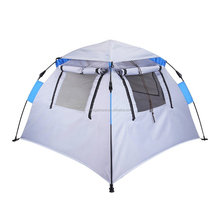 Automatic Folding Outdoor Pet Tent , Protable Dog Camp House