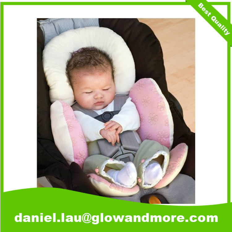 Baby Barrow Car Seat Body Support Baby body Head Protector