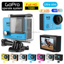 G2 hidden camera, waterproof sport camera sj7000 action camera,video camera free,WiFi Remote Control,with GoPros Operate System
