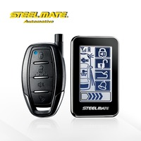 Steelmate T8210 remote engine start touch screen transmitter car alarm,car alarm system,anti-hijacking car alarm system