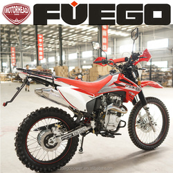 Motos Motorcycle Bike CRF150F Air Cooled Offroad 200CC 250CC PY200