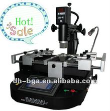 Graphics Card BGA Chip Repair Infrared and Hot Air Touch Screen BGA Chip Soldering Machine DH-A1