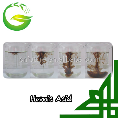 Water Soluble Organic Humic Acid Potassium Humate Fertilizer