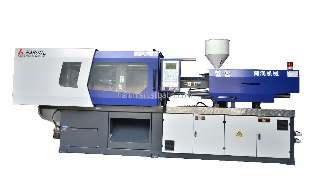 PE / PP / PS / ABS / PET etc plastic type injection molding machine price