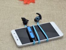 2017 new design in-ear accessories parts sport earbuds branded handfree earphone