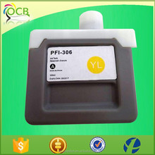 OCB wholesale ink cartridges for Canon 306 compatible ink cartridge for Canon IPF 8410S 9410S