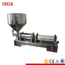 FF6-5000 manual cartomizer orange juice filling machine