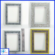 windows wall hanging picture frames/ resin material combinations frame/resin multi wall hanging photo frame