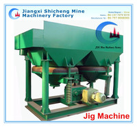 Barite Jigging Machine,Heavy Mineral Jig with Latest Factory Price