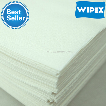 High Quality Multi-Purpose Lint-Free Wood Pulp Cleaning Dry Wipes
