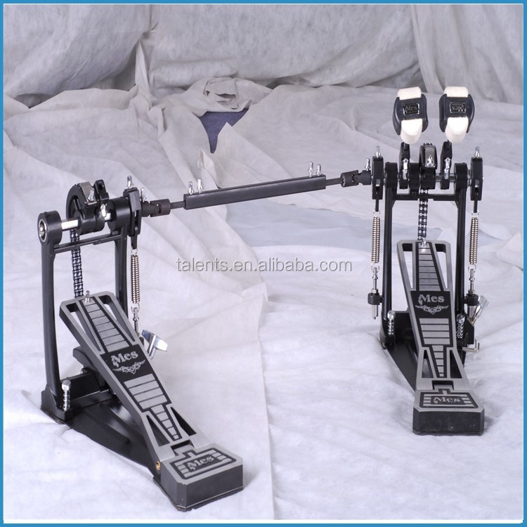 twin drum pedal for bass drum, double bass drum pedal, aluminum drum pedal