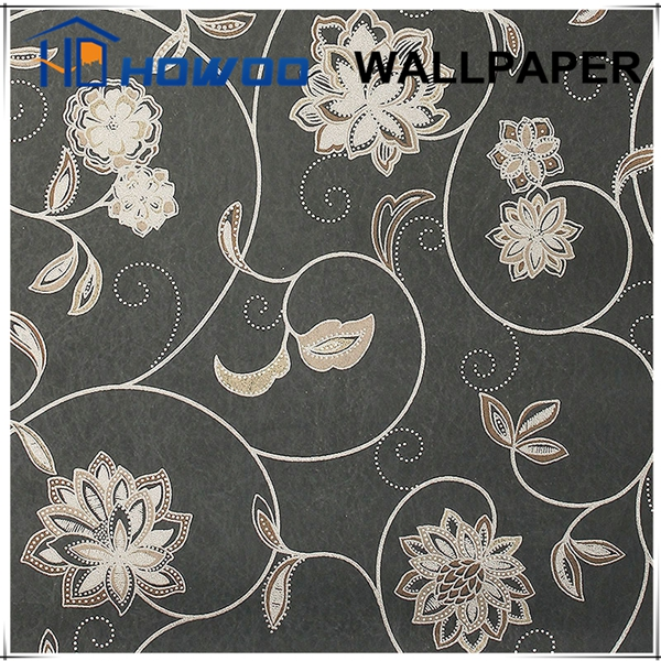 Fireproof kitchen washable vinyl wallpaper