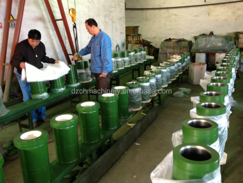 Factory supply API certified zirconia mud pump ceramic liner