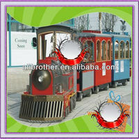 Theme Park Small Electric Tourist Train