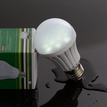 Fashion 12v LED Bulb E27 12w Magical Water Bulb Smart Charge LED Bulb