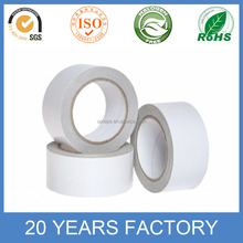 Solvent Acrylic Adhesive Double Sided Tissue Tape for Envelope Sealing