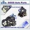GOGO Left Rear Door Lock Actuator
