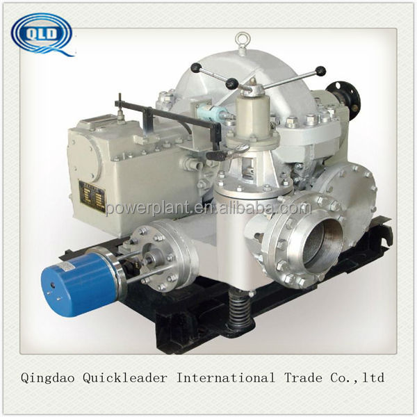 Low pressure small steam turbine for sale
