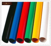 0.18mm--2.3mm High quality plastic product flexible transparent pvc sheet