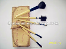 5pcs classical makeup brush OEM /ODM are avalable